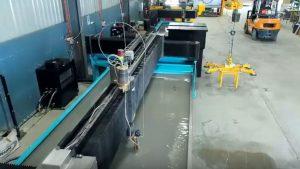 best waterjet cutting process
